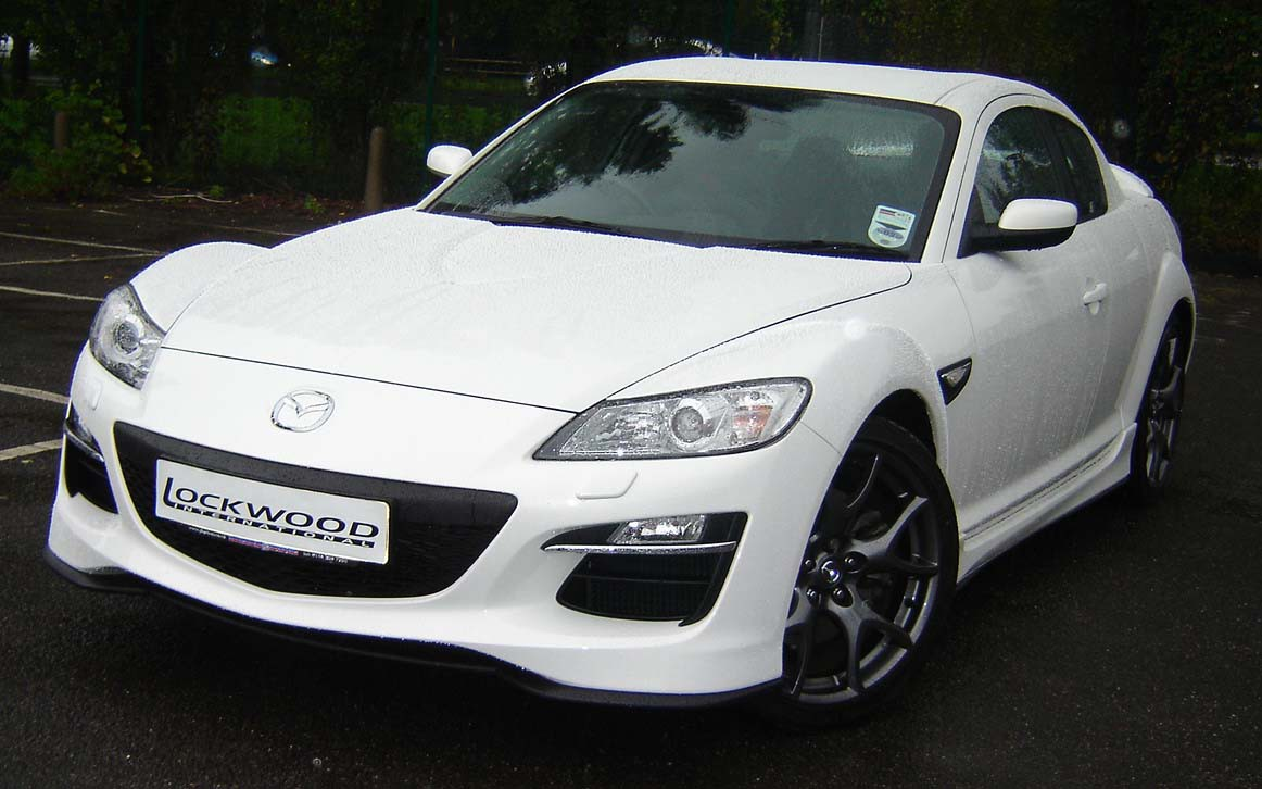 Rx 8 R3 Grilles The Protective Grilles To Fit In The Front Bumper 1 Air Con Grille 2 Oil Cooler Grilles Powder Coated Black Part No 9039bk Lockwood International